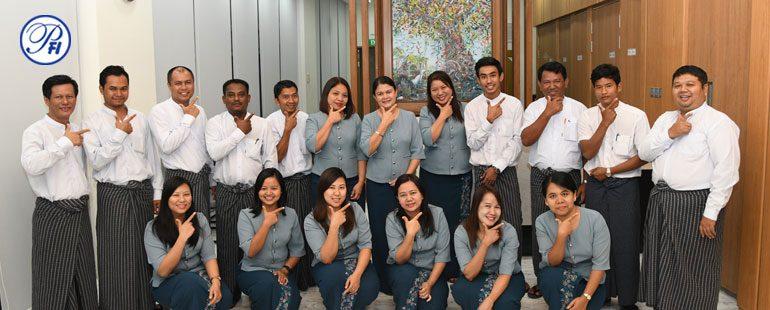 The best exporter in Myanmar